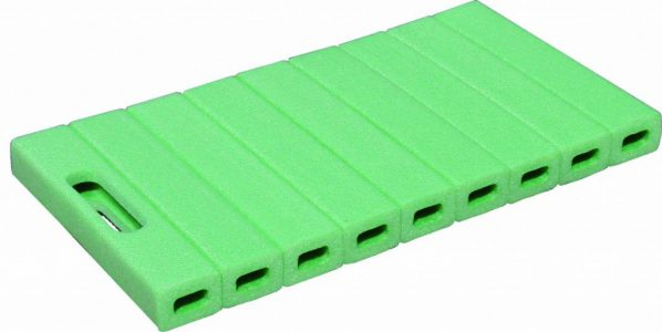 CO-9005 Gardenbest Kneeling Pad grass green (2)