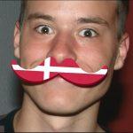 FS-4400 moustache DENMARK