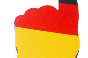 em2020-FS-4210 Winkehandschuh Nr. 1 Deutschland