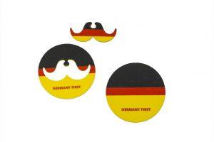 em2020-FS-4445 Getränkeuntersetzer + Schnurrbart Deutschland - 2