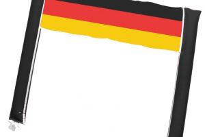 em2020-IF-3000 Klatschstangen + Banner Deutschland